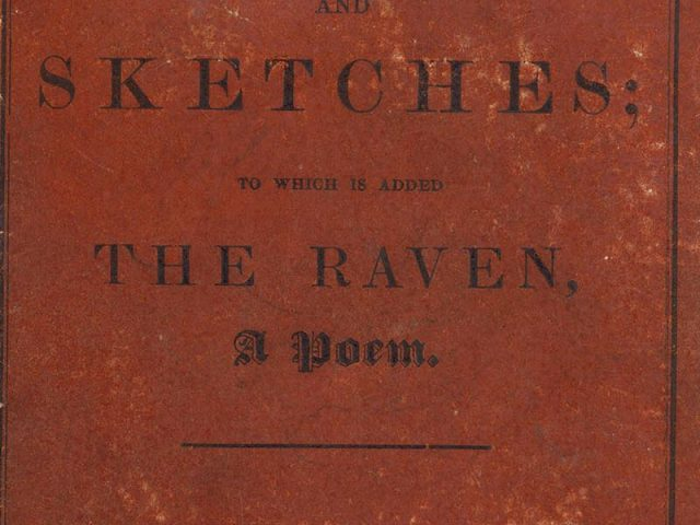 Tales and Sketches: to Which Is Added The Raven, a Poem