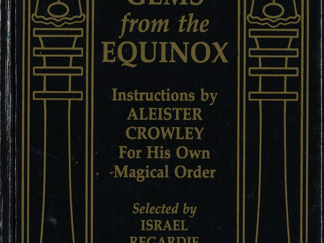 Gems from the Equinox: Instructions