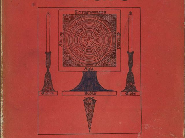 Book of Ceremonial Black Magic