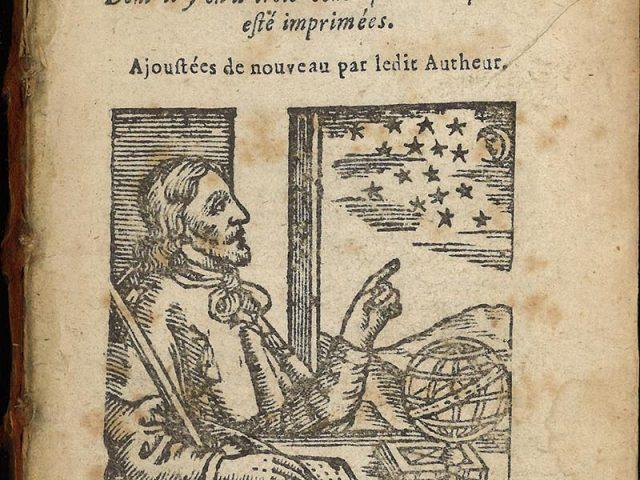 Les propheties de M. Michel Nostradamus