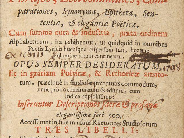 Theatrum Lyricum