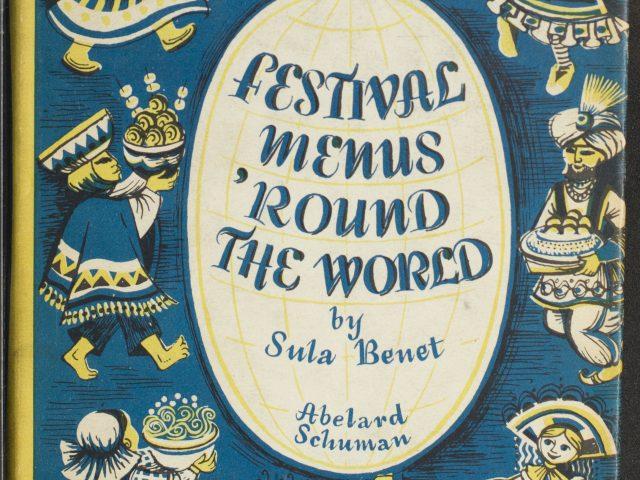 Festival Menus Round the World