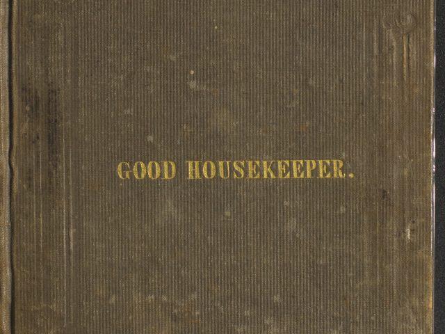 The Good Housekeeper