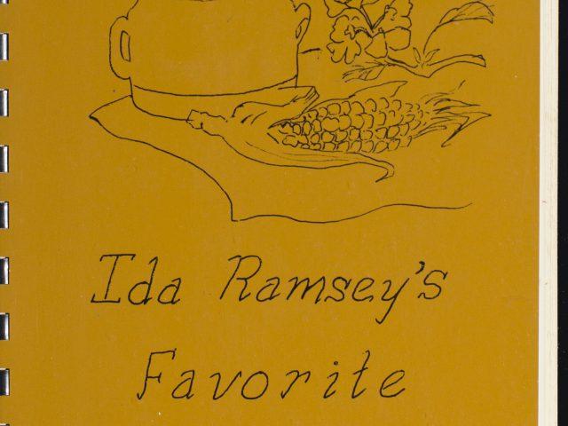 Ida Ramsey's Favorite Recipes