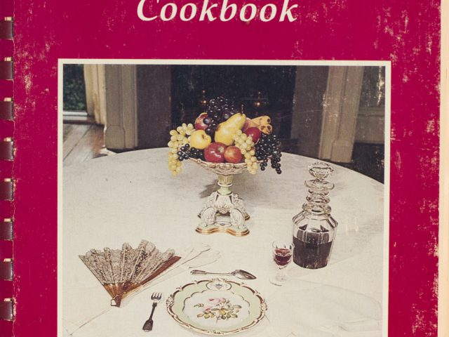 The James K. Polk Cookbook