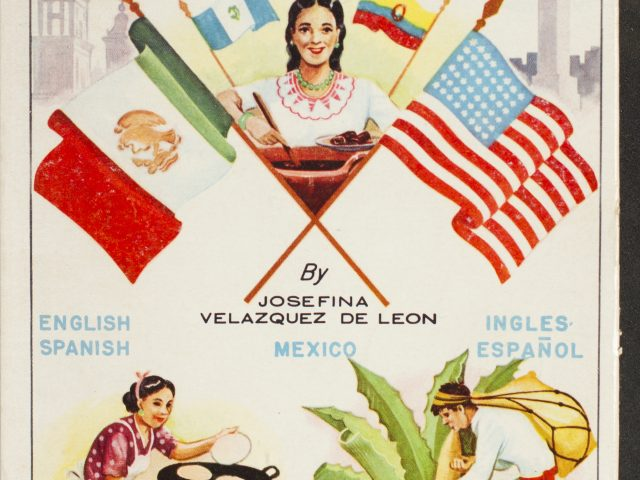 Mexican Cookbook for American Homes