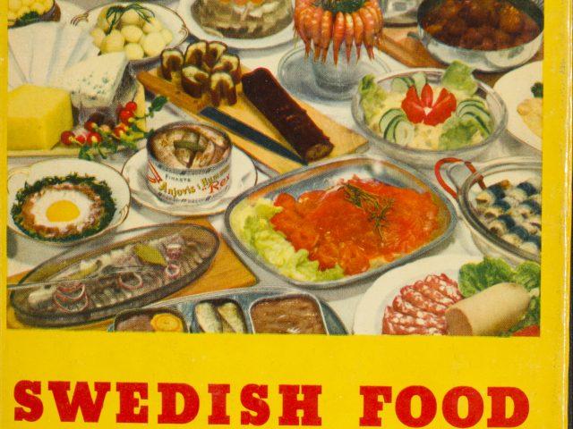 Swedish Food: 200 Selected Dishes of Good Swedish Food