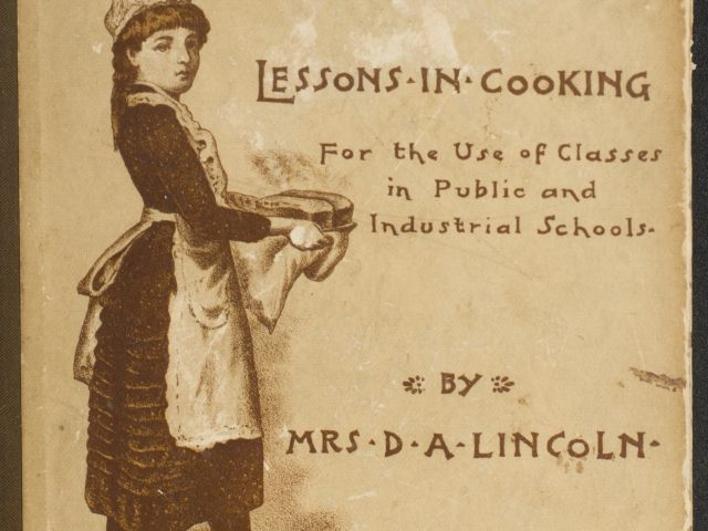 Boston School-Kitchen Text Book