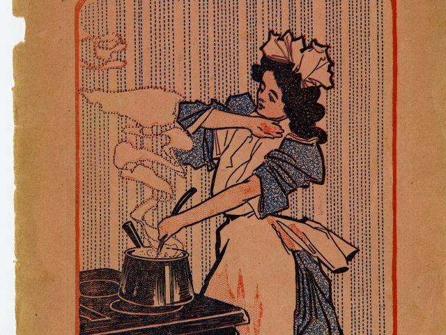 Cooking Club Magazine, February 1901