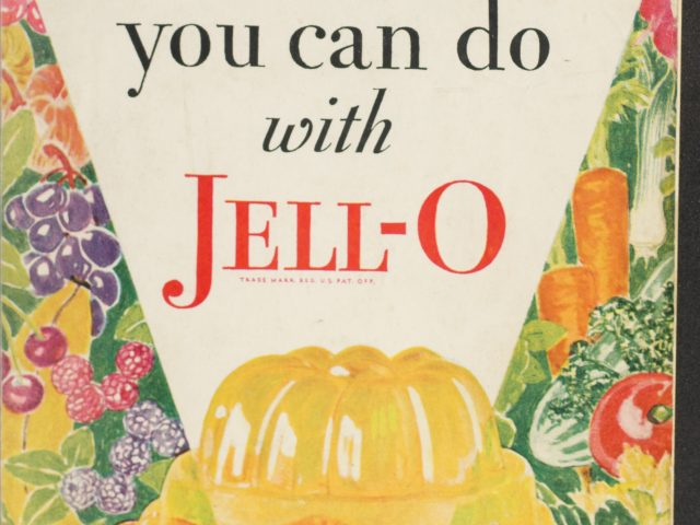 What You Can Do with Jell-O
