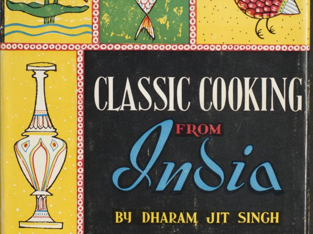 Classic Cooking from India