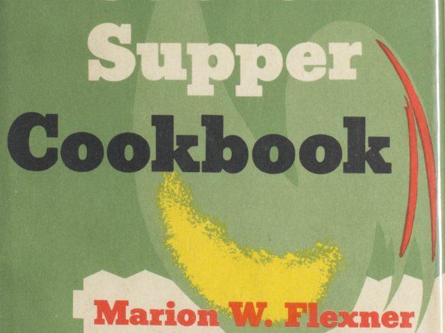Cocktail-Supper Cookbook