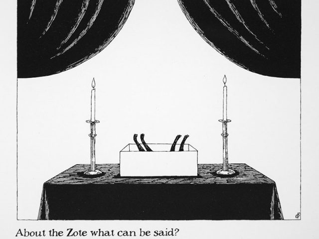 The Utter Zoo / The Zote