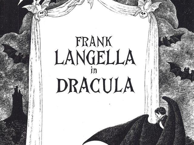 Dracula: Frank Langella as Dracula