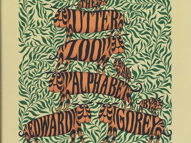 The Utter Zoo: An Alphabet