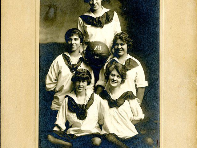 Vanderbilt Women's Basketball Team