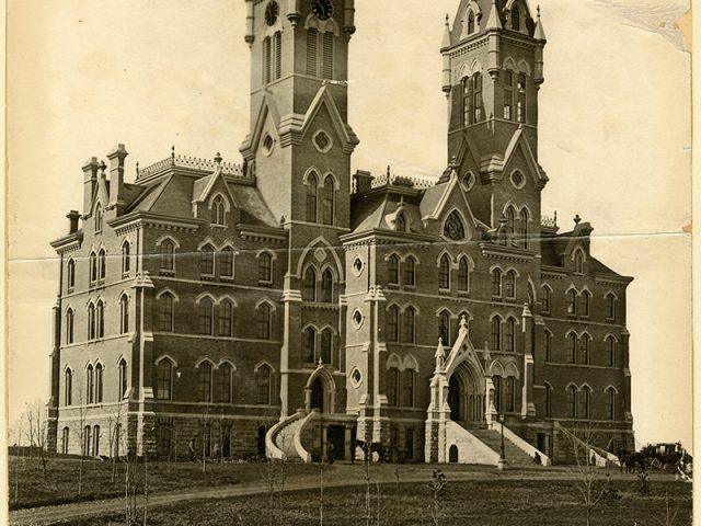 Birthplace: Old Main
