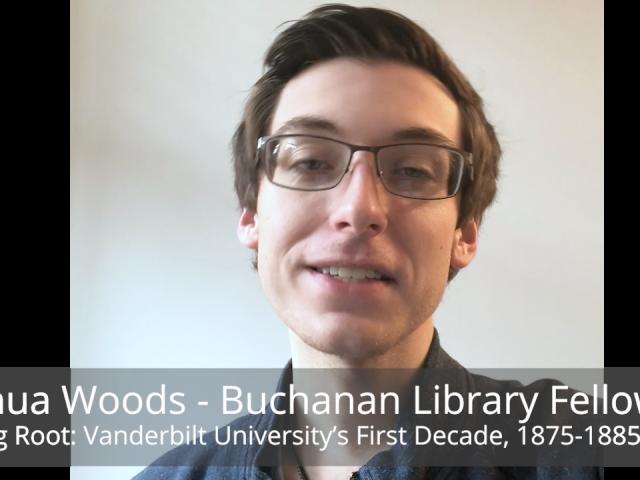 Curator's Talk: Joshua Woods