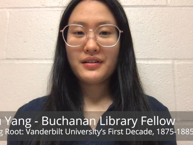 Curator's Talk: Yisu Yang