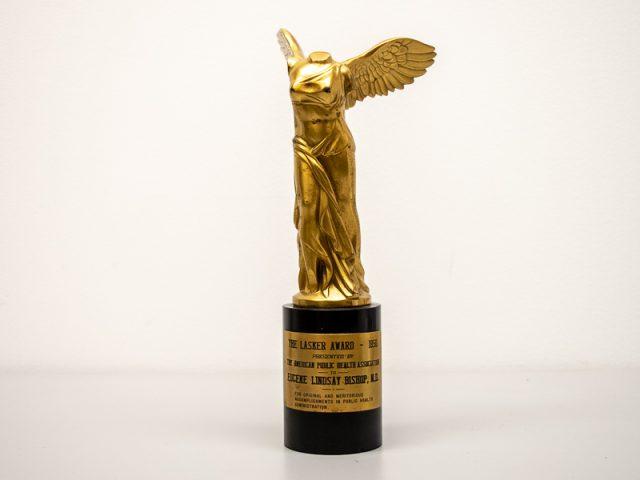 Dr. Bishop's Lasker Award