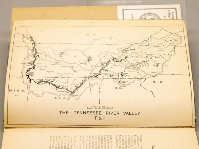 Malaria and Its Control in the Tennessee Valley