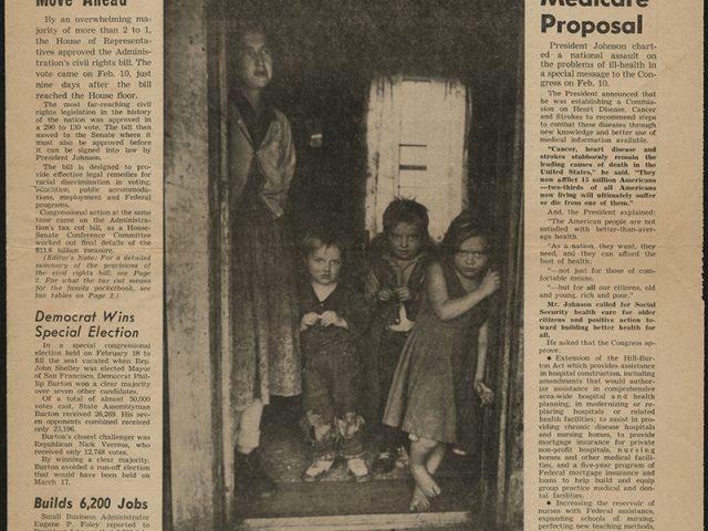 The Democrat February 24, 1964