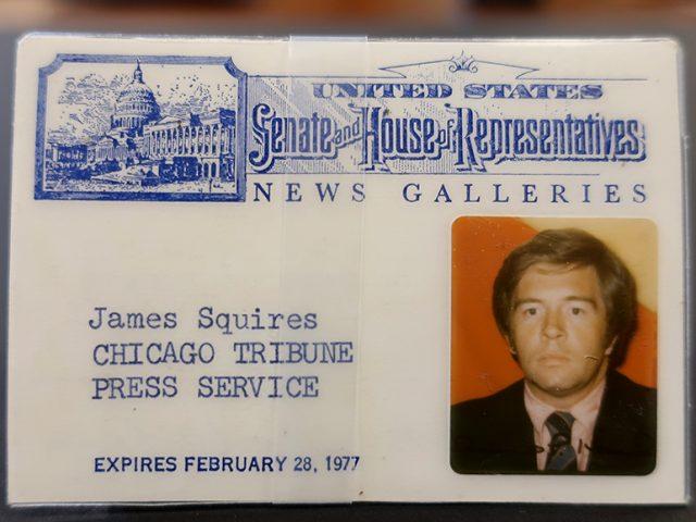 Press Pass, 1974