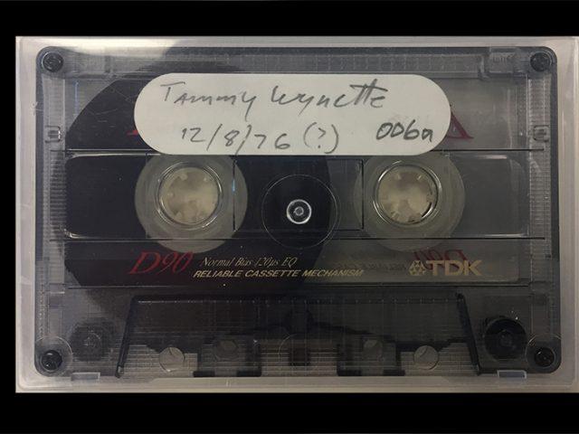 Tammy Wynette Interview
