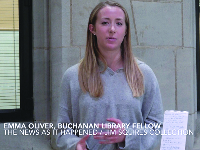 Curator Emma Oliver: Jim Squires