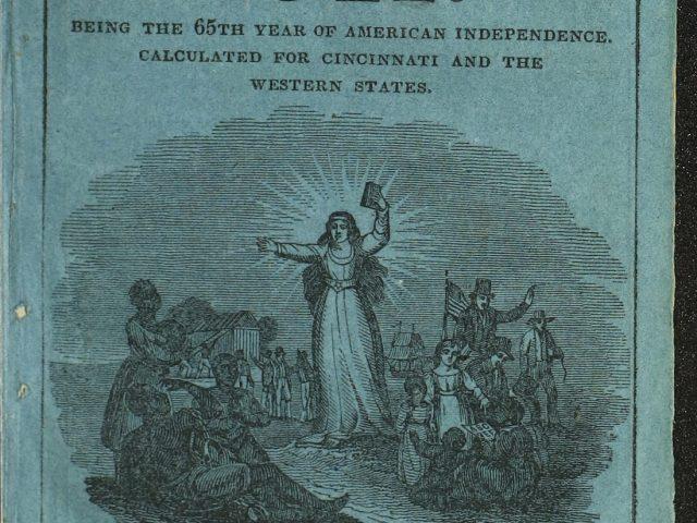 The American Anti-Slavery Almanac, for 1841
