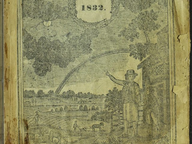The Farmers' Almanac, for the Year of our Lord 1832