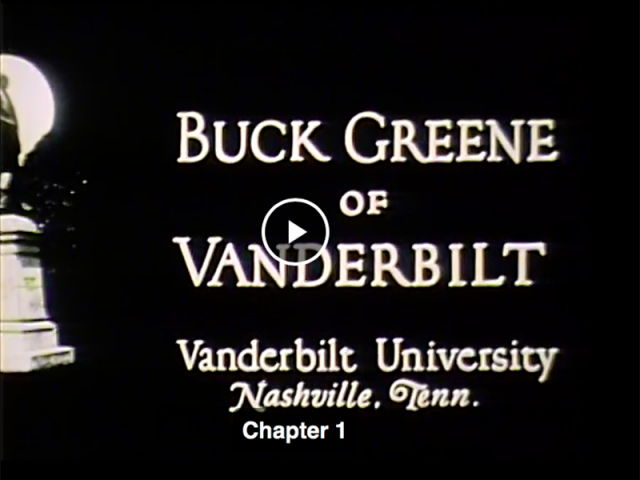 Buck Green at Vanderbilt