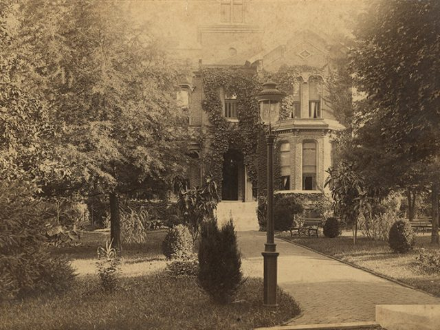 [Bishop McTyeire's Campus Residence]