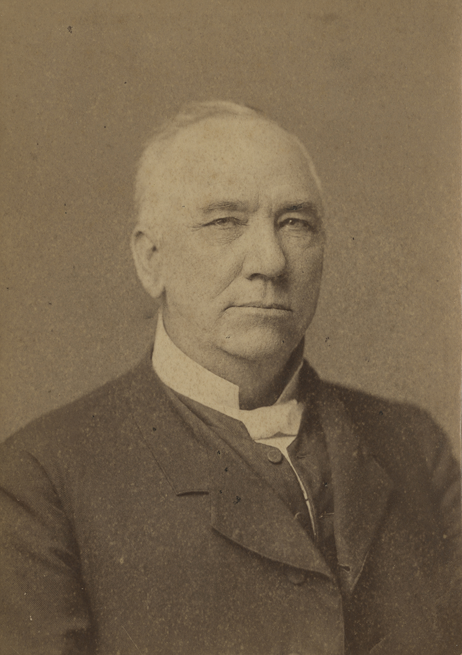 Cabinet Portrait of Holland Nimmons McTyeire