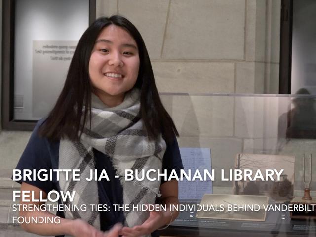 Curator Brigitte Jia – University Curriculum in 19th century America