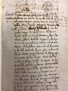Manuscript (1871)